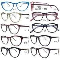 High quality regular stock acetate optical frames