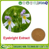 High quality 100% Natural and pure Eyebright Extract Powder Eyebright Extract
