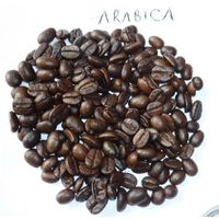 Arabica Roasted coffee beans High quality thumbnail image