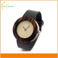Charming Vogue Wrist Wood Watch for Men and Women with Customized Logo thumbnail image