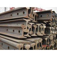 Steel Rail(light rail,heavy rail,crane rail) thumbnail image