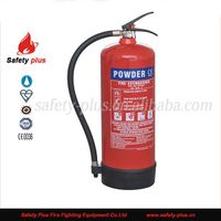 CE 9kg Powder Fire Extinguisher
