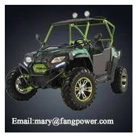 polaris shaft drive UTV 200