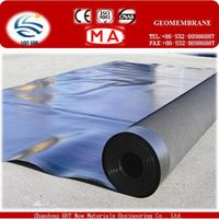 Fish and shrimp farm liner hdpe geomembrane in aquaculture