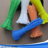nylon cable tie plastic cable tie  self locking cable tie thumbnail image