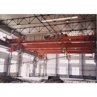 QS type T with three double girder overhead crane thumbnail image