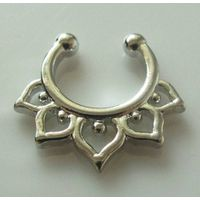 septum nose ring body piercing jewelry