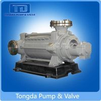 High Pressure Horizontal Multistage Water Pump