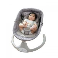 New Modern Design Baby Cradle Swing Adjustable Reclining Position Baby Nursery Chair
