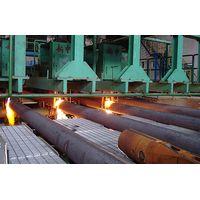 Square/Round/bloom/rectangular Billet/slab Totch cutting machine of CCM for steel
