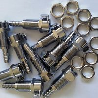 Dongguan stainless steel machining part for all industry manufacturer