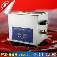 360W Best Used High Quality Portable Ultrasonic Jewelry Cleaner For Sale 15l (Jeken PS-60A,CE,RoHS,F