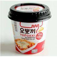 Cheese Yopokki Cup