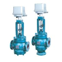 Electric Motor Type Control Valve