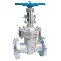 Cast Steel Wedge Gate Valves
