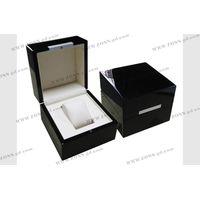 Elegant wood watch box