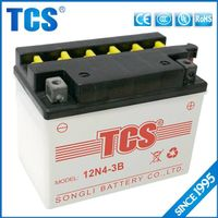 Dry Charged Conventionial Lead Acid Battery