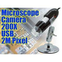 Usb Digital Microscope 200X 2M pixels wholesale thumbnail image