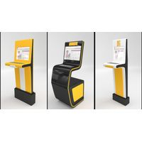 LCD Multimedia Display Self-Service Touch Screen Kiosk