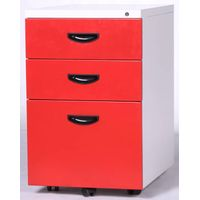Color Mobile File Cabinet