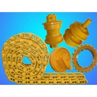 excavator bottom rollers SK230 PC200-5 PC400-3 PC450-6 thumbnail image