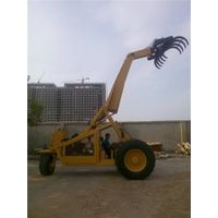 SL1000 3 wheels sugarcane loader, sugarcane loading machine
