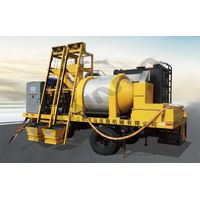 JQS-150A Asphalt mixture recycling plant is designed with towed intermittent forced mixing double dr thumbnail image