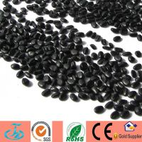 Black masterbatch up to 50 % carbon black content for universal application