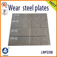 Tianjin leigong Bi-metal abrasion resistant composite plates