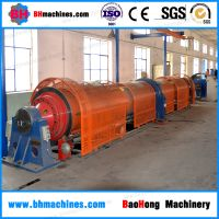 China manufacturer tubular type electric cable making machine Tubular strander line thumbnail image