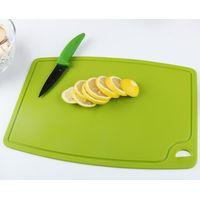 Silicone cutting board