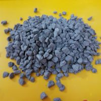 Black Chip Stone For Decoration and Construction
