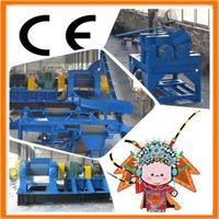 2013 Hot sale old tire recycling plant