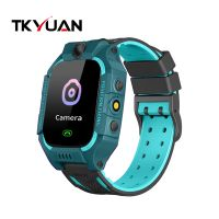 Children GPS Tracker SOS Smart Watch phone Kids Wristwatch Waterproof SIM Card Baby Smart Watch