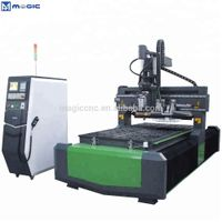 ATC 1325 wood door working machine cnc wood engraving router with TBI ball screw