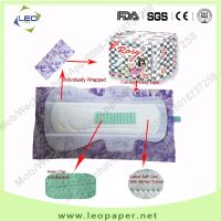 High Quality Attractive Price Disposable Herb Sanitary Napkin Manufacturer from China thumbnail image