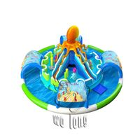 Top quality big water slide