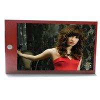 7inch metal case LCD Advertising player