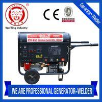 Jack Wolfskin 300E gasoline generator-welder