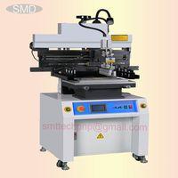 Semi auto SMD solder paste stencil printer machine thumbnail image