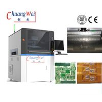 China Auto PCB Solder Paste Printing with FPC Printers,CW-L6 thumbnail image