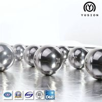 Yusion High Quality AISI52100 Steel Ball (G10-G600)