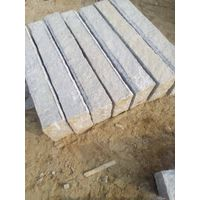 cheapst  natural split curbstone G341