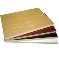 best price melamine MDF board to Africa market