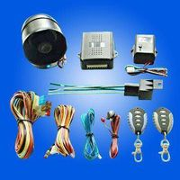 One-way car alarm (Code Learning Car Alarm System with Shock Sensor Bypass Function)