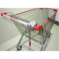 coin lock shopping cart for sale