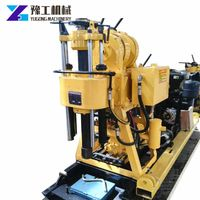 Hydraulic Mini Drilling Rig used water drilling rigs for sale