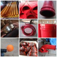 CZBY concrete pump parts thumbnail image