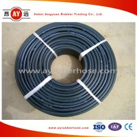 high oil resistance black cloth hose for irrigation