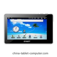 7 Inch Capacitive Sreen Android 2.1 Tablet PC Support External 3G